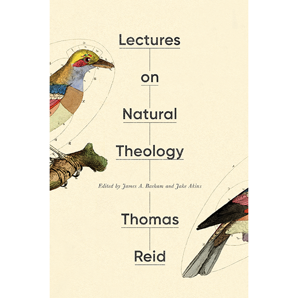 Lectures On Natural Theology